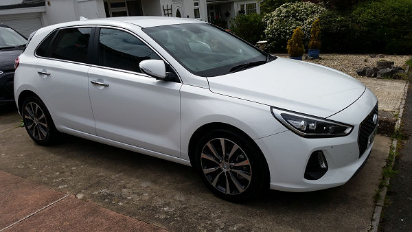 i30 automatic driving lessons
